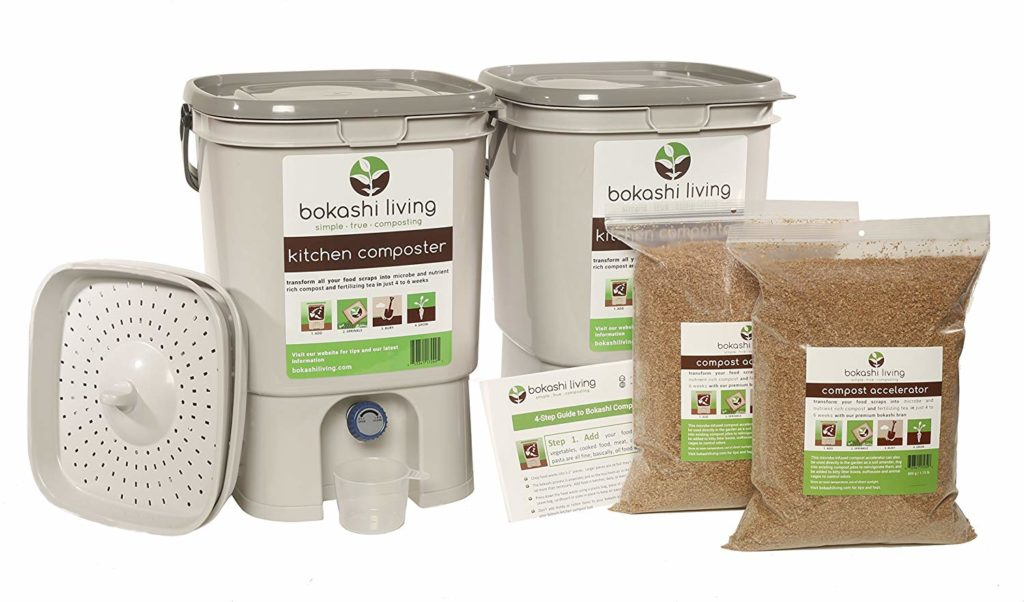 Bokashi one system available at Plants Whitsunday
