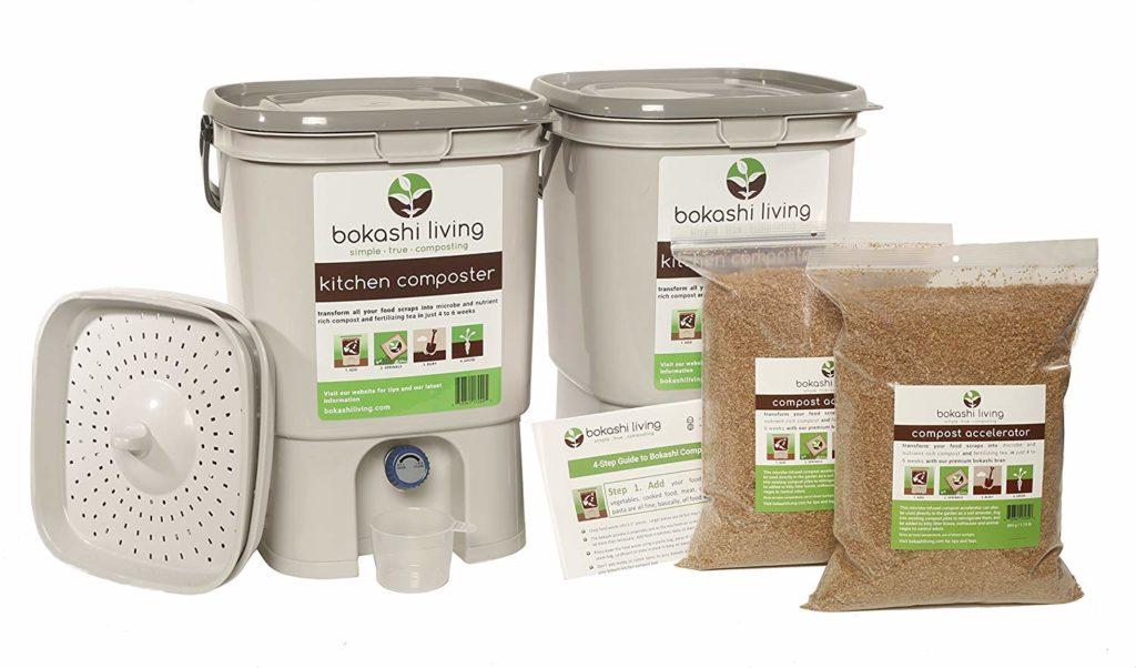 Bokashi one system available at Plants Whitsunday