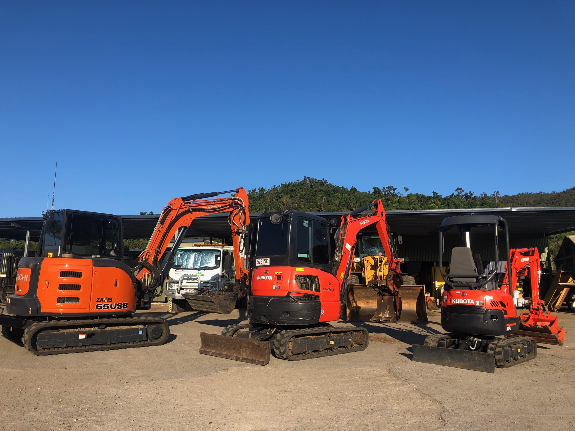 earthmoving North Queensland Landscapers